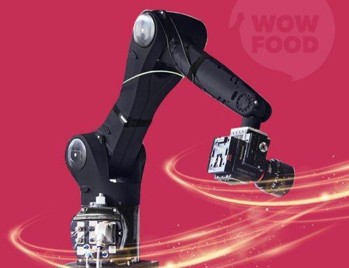 Il nostro robot e riprese high speed