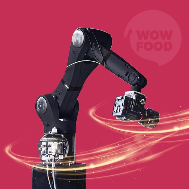 Il nostro robot e riprese high speed 2 | WOWfood | www.wowfood.it
