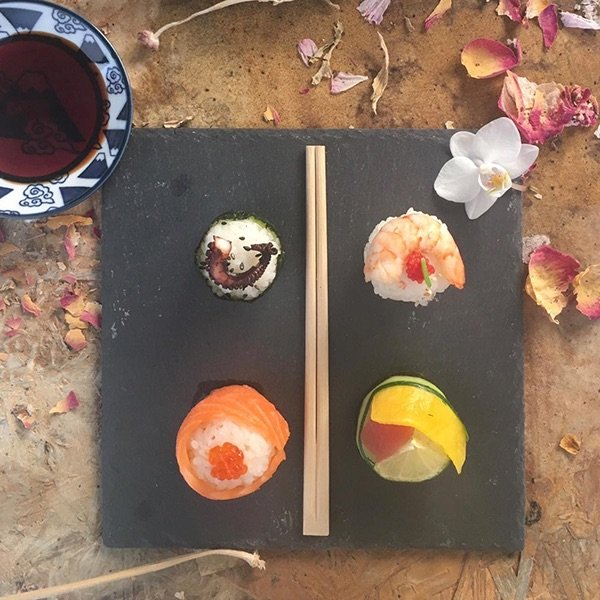 Backstage video Table-Top sushi 3 | WOWfood | www.wowfood.it
