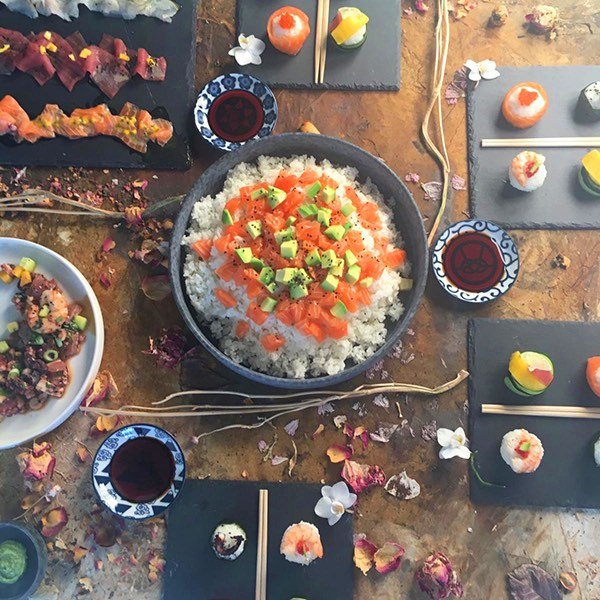 Backstage video Table-Top sushi 4 | WOWfood | www.wowfood.it