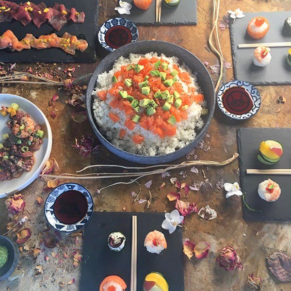Backstage video Table-Top sushi 6 | WOWfood | www.wowfood.it